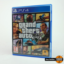 Sony GTA 5 PS4 Game - In Prima Staat