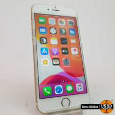 Apple iPhone 6S 64GB Gold Accu 81% - In Goede Staat