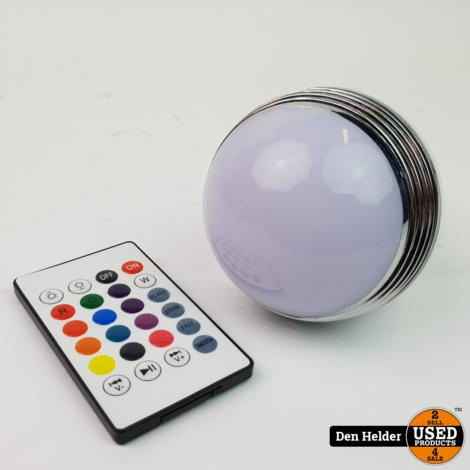 Soundlogic XT Mood Light / Bluetooth Speaker - In Nette Staat