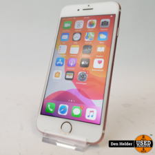 Apple iPhone 7 32GB Accu 86% Rose Gold - In Prima Staat