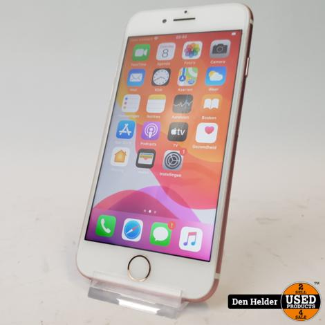 iPhone 7 32GB Accu 86% Rose Gold - In Prima Staat