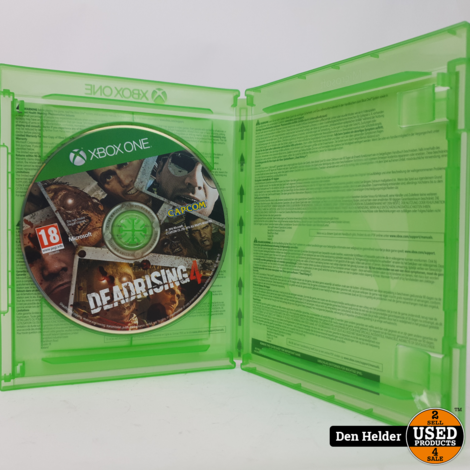 Deadrising 4 - Microsoft Xbox One Game - In Prima Staat