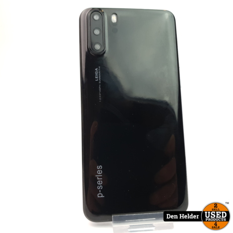 P33 Pro 64GB Zwart Android 8 - In Prima Staat