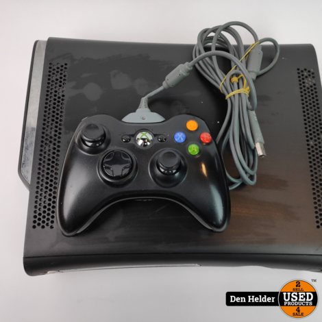 Microsoft Xbox 360 Elite 120GB - In Goede Staat