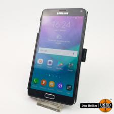Samsung Samsung Galaxy Note 4 32GB Black - In Goede Staat