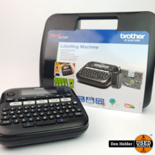 Brother Brother P-Touch D210 Labelprinter - Zo Goed Als Nieuw