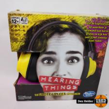 games Hearing Things Hasbro Game - Nieuw