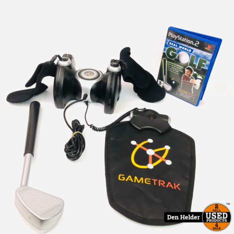 GameTrak Basis set Sony PlayStaiton 2 - In Prima Staat