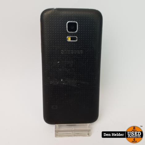 Samsung Galaxy S5 Mini 16GB Black - In Goede Staat