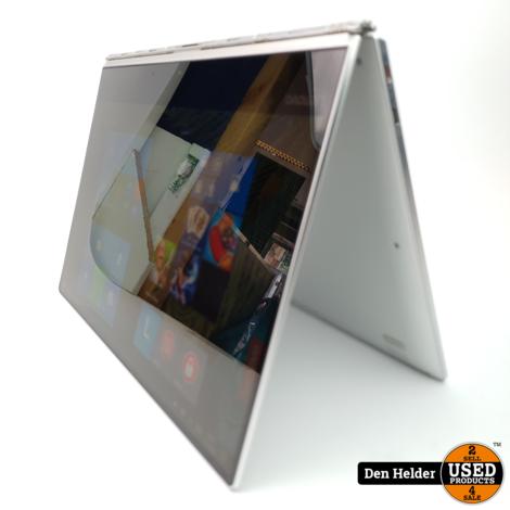 LENOVO YOGA 910-13IKB i7 7e Gen 8GB 500GB SSD Touchscreen Garantie t/m 02-03-2022 - In Nieuw Staat