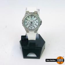 Geuss Guess W14555L1 Dames Horloge - In Prima Staat