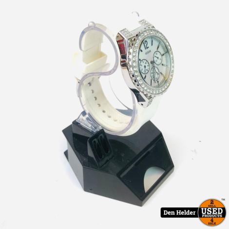 Guess W14555L1 Dames Horloge - In Prima Staat