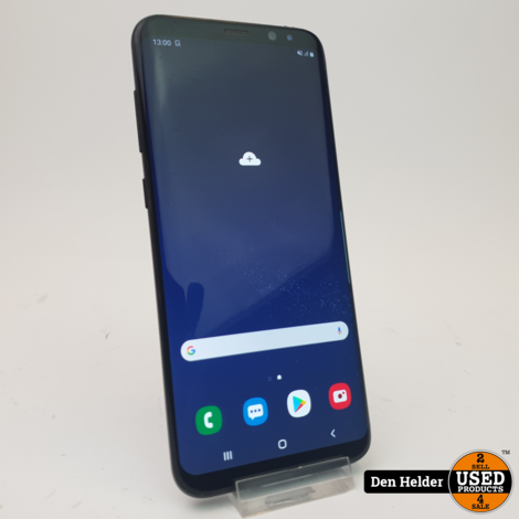 Samsung Galaxy S8 64GB Black - Zo Goed als Nieuw