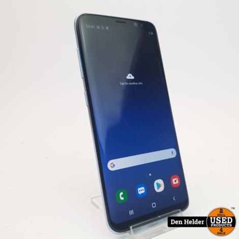 Samsung Galaxy S8 Plus 64GB Black - Zo Goed als Nieuw
