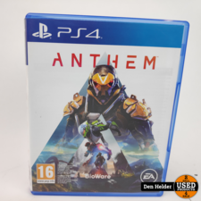 Sony Anthem PS4 Game - In Prima Staat