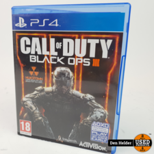 Sony Call of Duty Black Ops III PS4 Game - In Prima Staat