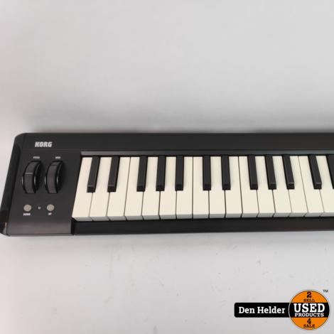 Korg Micro Key 37 Midi Keyboard - In Prima Staat