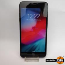 Apple iPhone 7 Plus 32GB Black Accu 81% - In Prima Staat