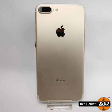 iPhone 7 Plus 128GB Gold 85% - In Prima Staat