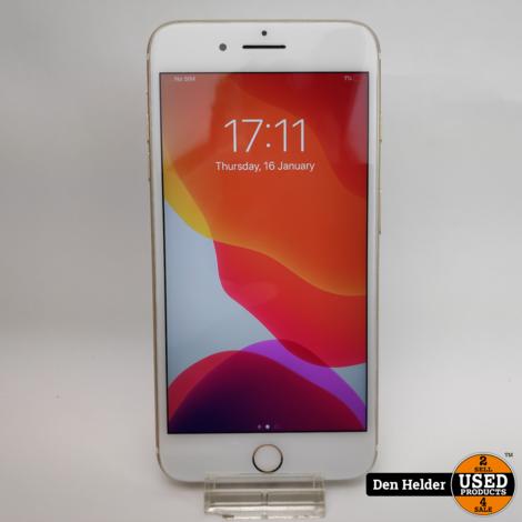 iPhone 7 Plus 32GB Rose Gold Accu 84% - In Prima Staat