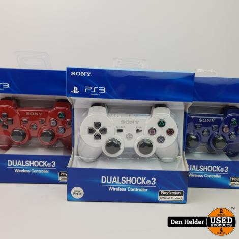 Sony Dualshock 3 Wireless Controller - Nieuw in Doos