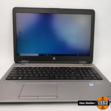 hp HP Probook 650 G2 Windows 10 Laptop i5 6e Gen 8GB 128GB SSD - In Nette Staat