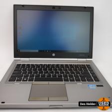 hp HP Elitebook 8470p Windows 10 Laptop i5 3e Gen 4GB 120GB SSD - In Nette Staat