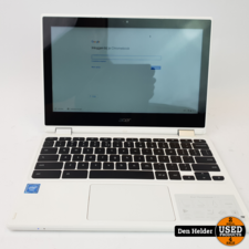 Acer Acer Chromebook R11 4GB 32GB Wit - In Prima Staat