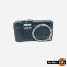 Panasonic Panasonic Lumix DMC-TZ37 Digitale Camera Full HD - In Uitstekende Staat