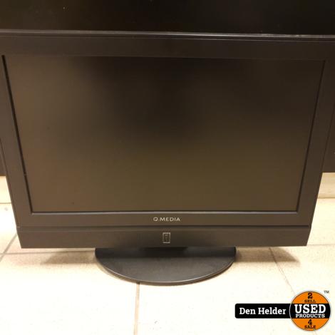 Qmedia QHH-08F LCD TV HDMI - In Prima Staat