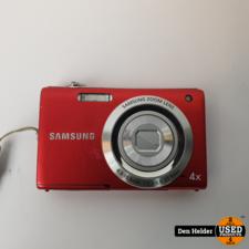 Samsung Samsung ST60 Digitale Camera 12.2 MP - In Goede Staat
