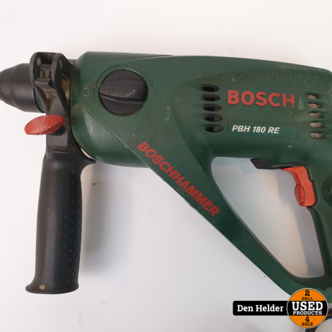 Bosch PBH 180 RE Boormachine 510W Groen - In Goede Staat