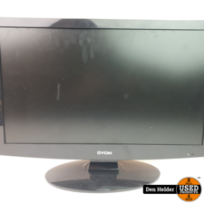 Dyon Dyon Verve LCD TV 22 Inch - In Goede Staat