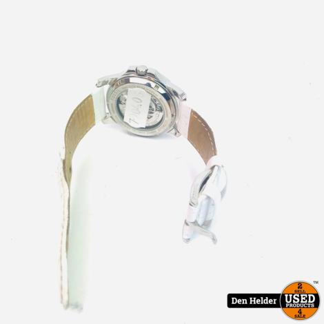 Fossil Skeleton ME-3011 Automaat - In Goede Staat