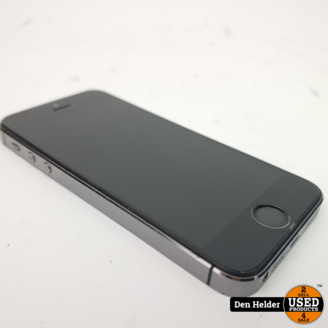 iPhone 5s 32GB Space Gray - In Goede Staat
