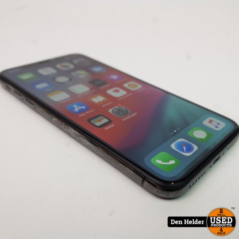 iPhone X 64GB Space Gray Accu 84% - FACE ID DEFECT