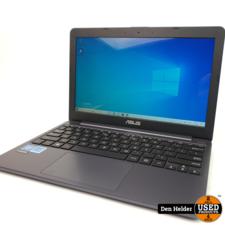 Asus Asus E203N Windows 10 Laptop Intel Celeron 2GB 32GB Flash - In Prima Staat