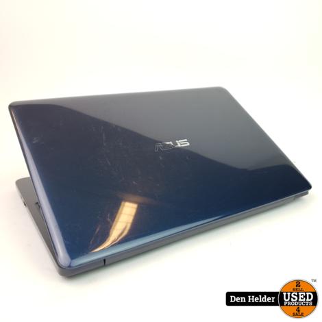 Asus E203N Windows 10 Laptop Intel Celeron 2GB 32GB Flash - In Prima Staat
