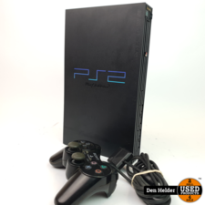 Sony Sony PlayStation 2 Phat Spelcomputer - In Goede Staat