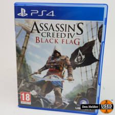Sony Playstation 4 Assassin's Creed Black Flag Sony PlayStation 4 Game - In Prima Staat