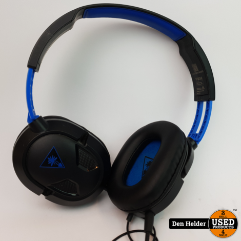Turtle Earforce Recon PS4 Headset - In Prima Staat
