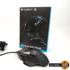 Logitech Logitech G502 Wired Gaming Muis - In Goede Staat