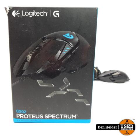 Logitech G502 Wired Gaming Muis - In Goede Staat