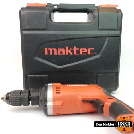 Maktec MT815 Klopboormachine By Makita - In Prima Staat