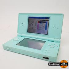 nintendo Nintendo DS Lite Coral Blue - In Goede Staat