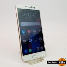 htc HTC 10 32GB Topaz Gold - In Nette Staat