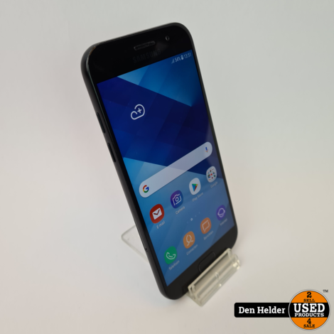 Samsung Galaxy A5 2017 32GB Black - In Prima Staat