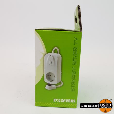 EcoSavers Standby Saver TV - Standby Killer - NIEUW