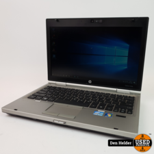hp HP Elitebook 2560p 4GB 500GB i5 - In Prima Staat