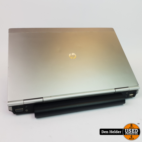 HP Elitebook 2560p 4GB 500GB i5 - In Prima Staat